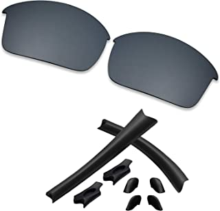TRUSHELL 20+ Choices Rubber Kits/Lens Replacement for OAKLEY Flak Jacket Sunglass