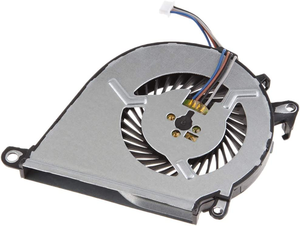 Baosity Laptop CPU GPU Cooling Fan Radiator for NEW 15 Our shop most popular HP 15-AX Omen