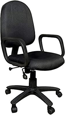 Lakdi-The Furniture Co. Mid Back Executive, Office Chair (