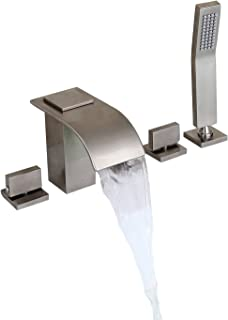 Best waterfall bath fillers Reviews