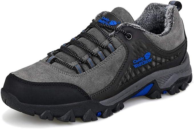 MERRYHE Zapatos De Escalada Hombres Vintage Outdoor Trainners ...