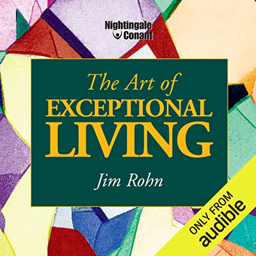 The Art of Exceptional Living audiobook cover art