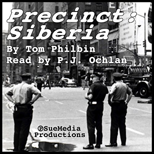 Precinct: Siberia audiobook cover art