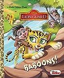 Baboons! (Disney Junior: The Lion Guard) (Little Golden Book)