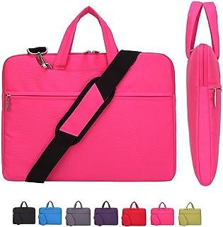 حقيبة كمبيوتر محمول من كرومي، حقيبة رفيعة لحقائب العمل كم حمل مقبض حقيبة نايلون للكمبيوتر المحمول حقيبة الكتف رسول