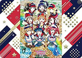 Love Live! Sunshine!! The School Idol Movie: Over The Rainbow Full Cast Card Game Character Rubber Playmat Collection Anime Girls Art