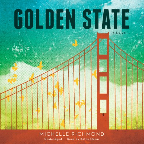 Golden State audiobook cover art