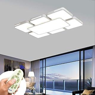 kaltweiss Bainuojia Deckenleuchte Flur Deckenlampe LED 12W 230V Badezimmer Deckenleuchte f/ür Wohnzimmer