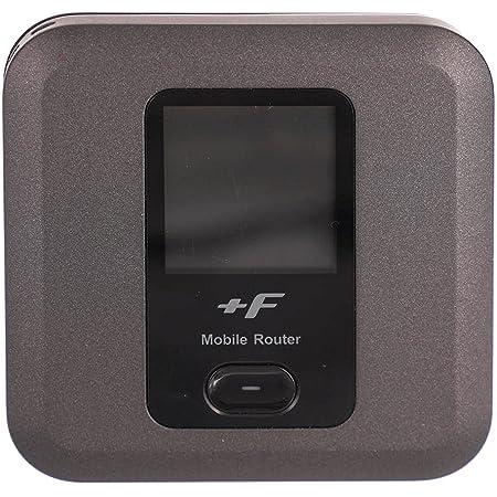 富士ソフト SIMフリー wi-fi ルーター +F FS030W LTE 対応 microSIM FS030WMB1