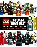 Lego Star Wars - L'Encyclopédie des personnages (nouvelle édition+32p)