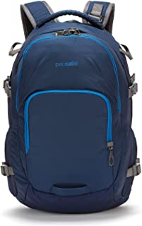 "Pacsafe Venturesafe G3 Anti Theft Travel Backpack/Daypack - Fits 17"" Laptop, Lakeside Blue (Blue) - 60550639"