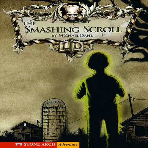 The Smashing Scroll audiobook cover art