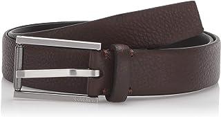 Calvin Klein mens 75557 30mm Fe Panel Belt