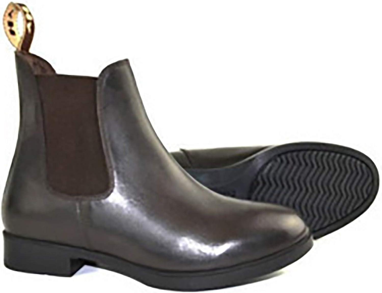 Hy Durham Jodhpur Boots - Adults Brown Adult 5