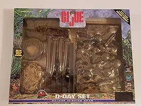 Gi Joe D-day Deluxe Mission Gear