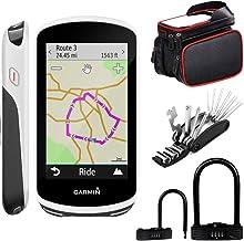 Garmin Edge 1030 GPS Bicycle Computer (010-01758-00) with Deco Gear 6-in-1 Multifunctional Bike Repair Tool, Heavy Duty Co...