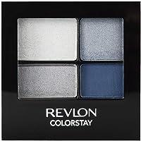 Revlon ColorStay 16 Hour Eye Shadow Quad, Passionate, 0.16oz (Passionate)