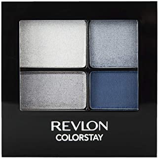 Revlon ColorStay 16 Hour Eye Shadow Quad, Passionate,0.16 Oz