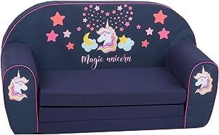 Knorrtoys 68470 68470 Canapé pour Enfant Magic Unicorn