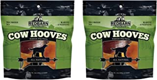 REDBARN Pet Products Hooves, (2-Pack of 10)