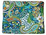 Hand Block Print Stoff indischen dekorativen laufenden