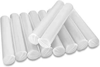 MM SUPPLIES 600 PACK -116MM OPAQUE WHITE BLUNT TUBES |Cone Tubes |King Size Blunt Tube Also Fits Joints |Best QUALITY Wholesale Cone Tubes Bulk, Airtight, Push or Pop