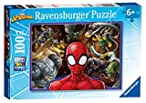 Ravensburger-Puzzle 100 Piezas, Spiderman, (10728)