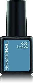 Sensationail By Nailene Color Gel Polish Cool Breeze .25 Oz