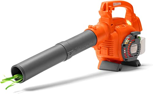 wholesale Husqvarna outlet online sale lowest 589746401 Leaf Toy Plastic Blower, Grey/Orange online