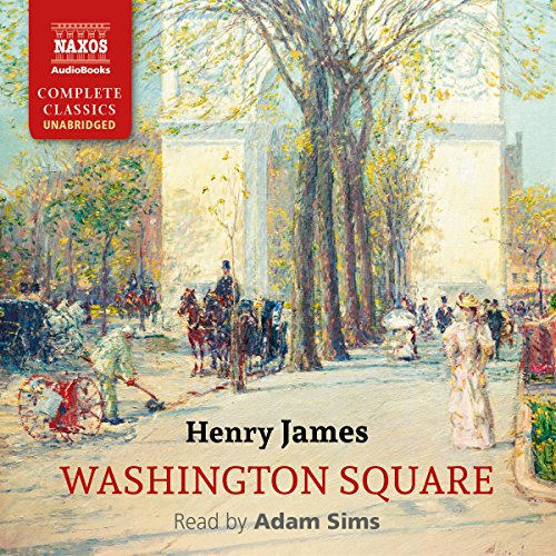 Couverture de Washington Square
