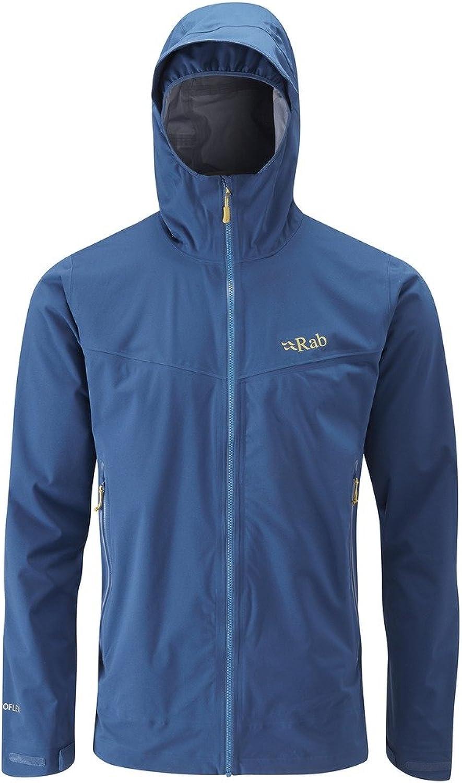 RAB Kinetic Plus Jacket Men Ink 2019 Funktionsjacke
