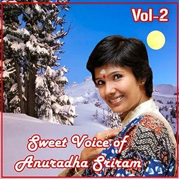 Sweet Voice of Anuradha Sriram, Vol.2