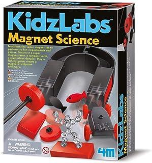 4M FSG3291 KidzLabs Magnet Science