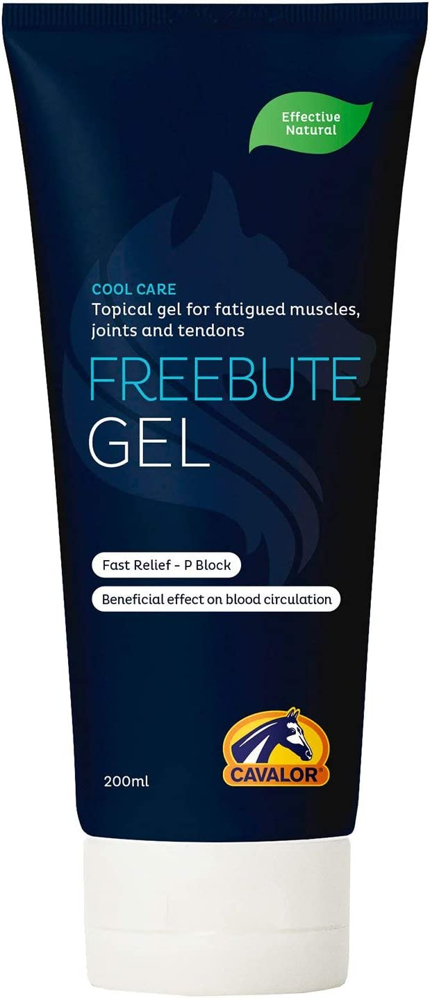 Cavalor Freebute Outlet sale feature Gel Brand new