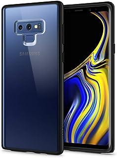 Spigen Ultra Hybrid designed for Samsung Galaxy Note 9 case/cover - Matte Black