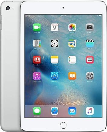Apple iPad Mini 64GB WiFi White (Renewed)