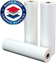 Superior Graphic Supplies PET Laminating Film Roll Premium Quality - 5 Mil(0.005