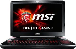 MSI Gaming GT80-2QES32SR311BW (Titan SLI) 2.9GHz i7-5950HQ 18.4