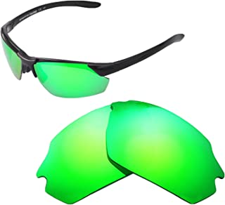 Walleva Replacement Lenses for Smith Parallel Max Sunglasses - Multiple Options Available