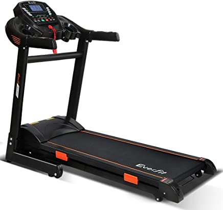 Electric Treadmill - Black