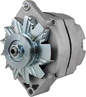 NEW DELCO TYPE SINGLE 1 ONE WIRE SELF ENERGIZING SE ALTERNATOR COMPATIBLE WITH 12 VOLT 63 AMP