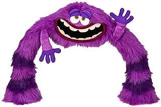 Disney / Pixar Monsters University Poseable LEG / ARM ART 12 Plush by Disney