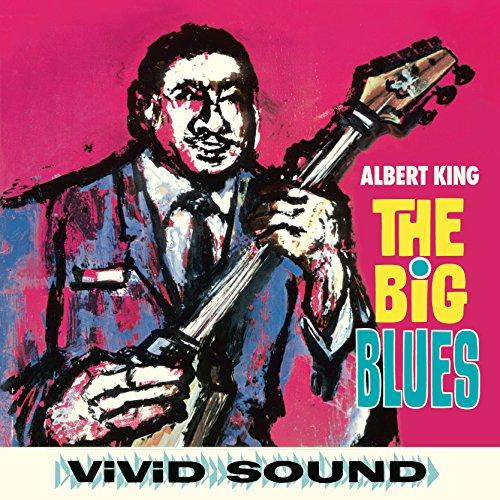 The Big Blues+2 Bonus Tracks (Ltd.180g Farbiges [Vinyl LP]