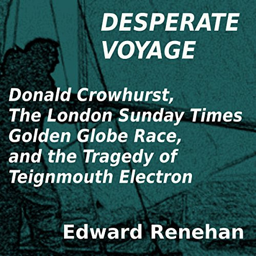 Desperate Voyage audiobook cover art