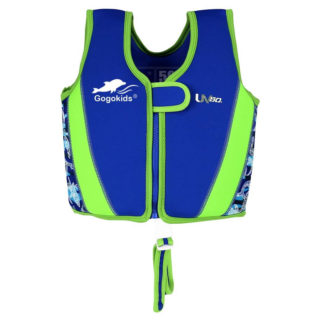 Kids Swim Vest Toddler 2021new Super beauty product restock quality top! shipping free Neoprene Swimming Float Boys Jacket Girls