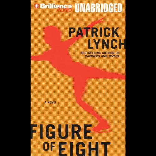 Figure of Eight audiobook cover art