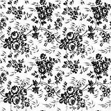 Magic Cover - Papel Adhesivo de Contacto de Vinilo, Multiuso, 45.7 cm x 2.7 m por Rollo, patrón de Tela Negra