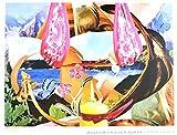 Germanposters Jeff Koons Candle Poster Kunstdruck Bild