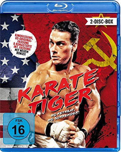 Karate Tiger - US-Originalfassung - 2-Disc-Box [Blu-ray]