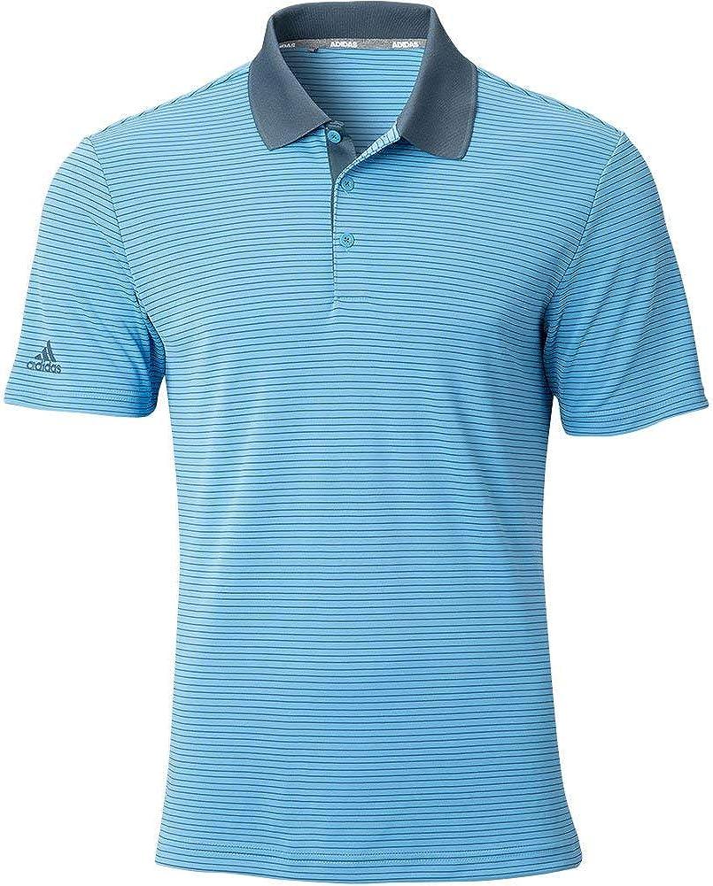 adidas Men's Selling rankings 2-Color Club San Jose Mall Merch Stripe Polo